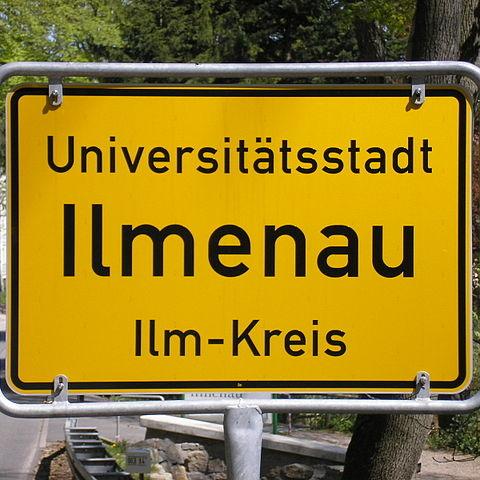 Ilmenau and TU Ilmenau